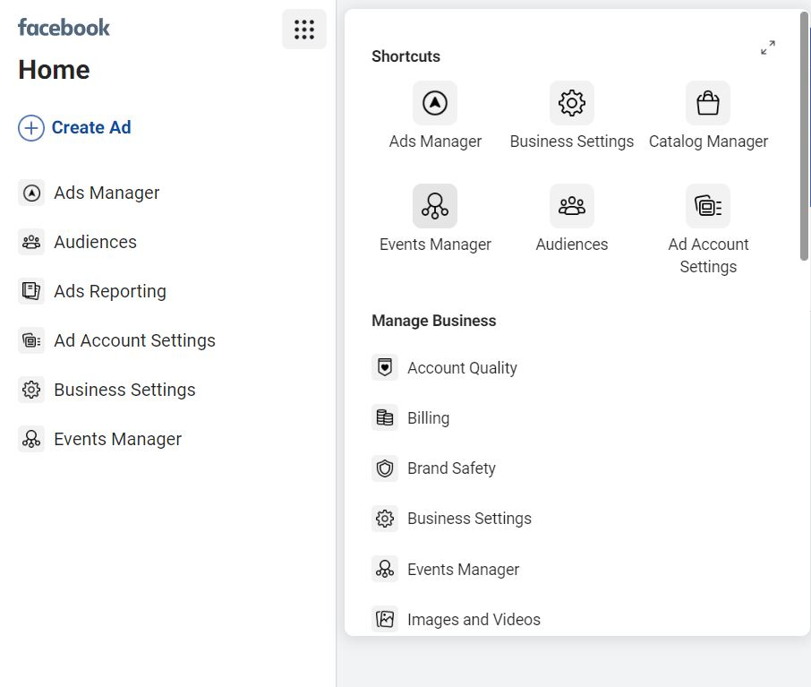 where to find facebook pixel id