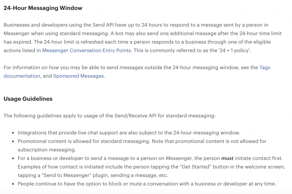 Messenger 24+1