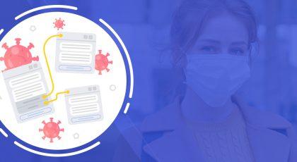 Recart conversation flow templates for coronavirus crisis marketing
